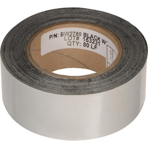 "Gam Blackwrap Tape 2"" x 80'"