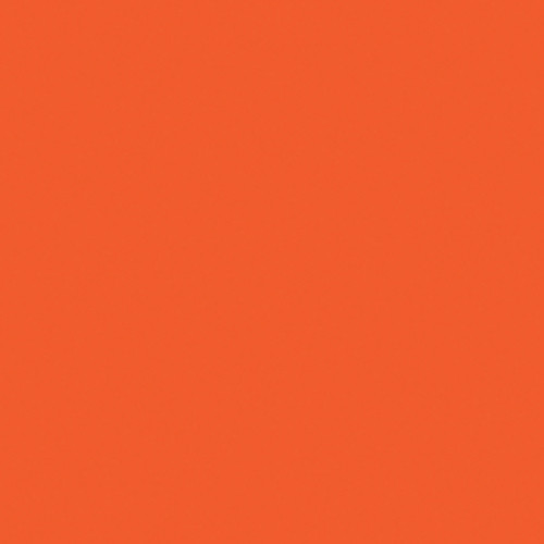 """Gam GC1540 Extra CTO Orange Cine Filter (20x24"""" Sheet)"""
