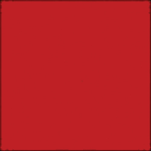 "Gam GC245 GamColor Colored Cine Filter #245 (Light Red) (20x24"" Sheet)"