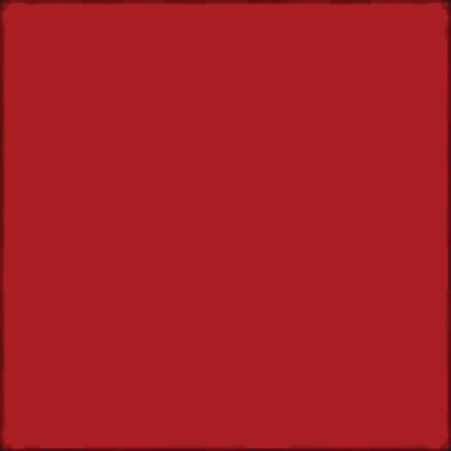 "Gam GC250 GamColor Colored Cine Filter #250 (Medium Red XT) (20x24"" Sheet)"