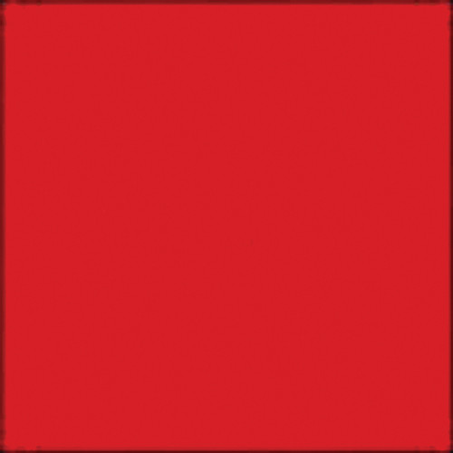 "Gam GC270 GamColor Colored Cine Filter #270 (Red Orange) (20x24"" Sheet)"