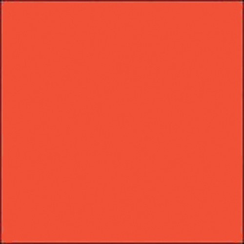 "Gam GC345  GamColor Colored Cine Filter #345 (Deep Amber) (20x24"" Sheet)"