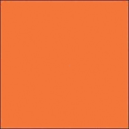 "Gam GC355 GamColor Amber Flame Colored Cine Filter #355 (20 x 24"" Sheet)"