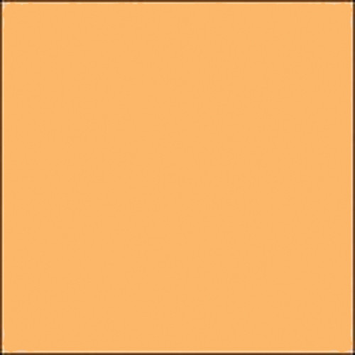 "Gam GC385  GamColor Colored Cine Filter #385 (Light Amber) (20x24"" Sheet)"
