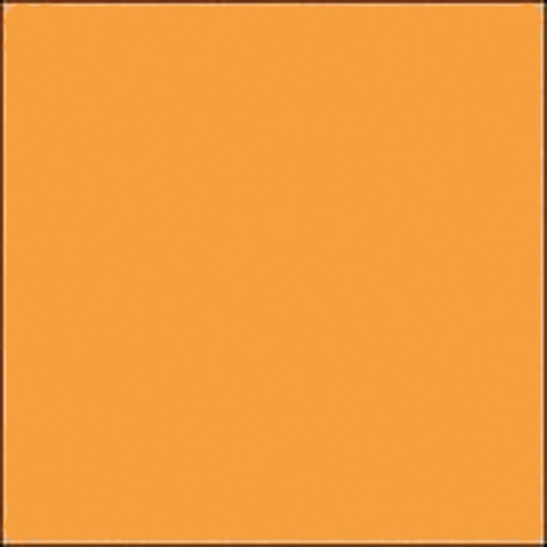 "Gam GC420  GamColor Colored Cine Filter #420 (Medium Amber) (20x24"" Sheet)"