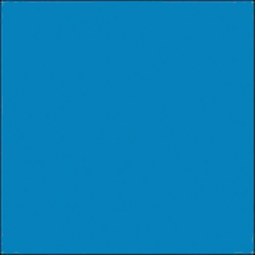 "GAM #740 GamColor Off Blue Filter Sheet (20 x 24"")"