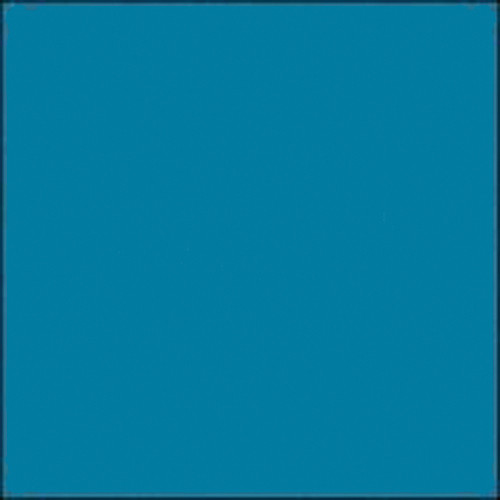 "Gam #760 GamColor Aqua Blue Filter Sheet (20 x 24"")"