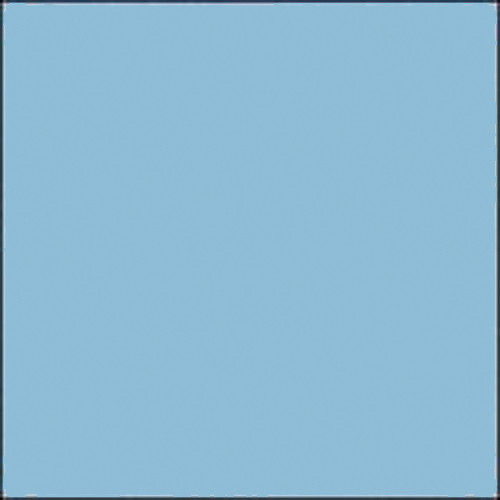 "Gam GC785  GamColor Colored Cine Filter #785 (Beverley Blue) (20x24"" Sheet)"