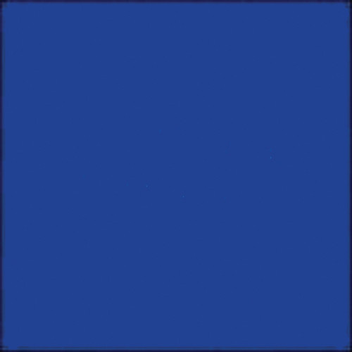 """Gam GC810  GamColor Colored Cine Filter #810 (Moon Blue) (20x24"""" Sheet)"""