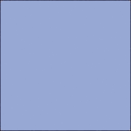 "Gam GC820  GamColor Colored Cine Filter #820 (Full Light Blue) (20x24"" Sheet)"