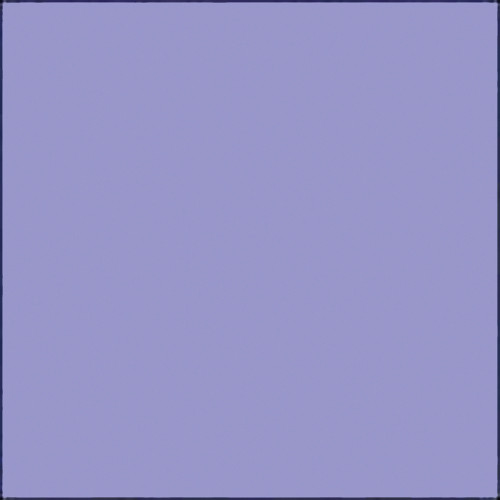 "Gam #830 GamColor North Sky Blue Filter Sheet (20 x 24"")"