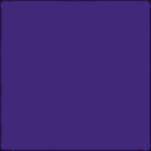 "Gam #890 GamColor Dark Sky Blue Filter Sheet (20 x 24"")"