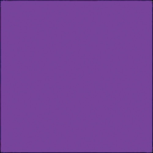 "Gam GC940  GamColor Colored Cine Filter #940 (Light Purple) (20x24"" Sheet)"
