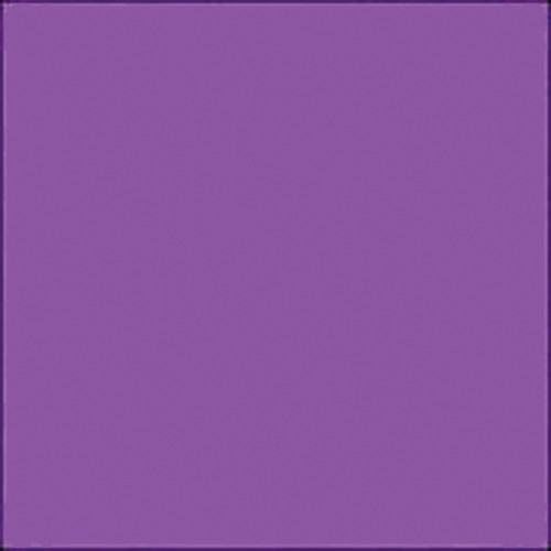 "Gam GC960  GamColor Colored Cine Filter #960 (Medium Lavender) (20x24"" Sheet)"