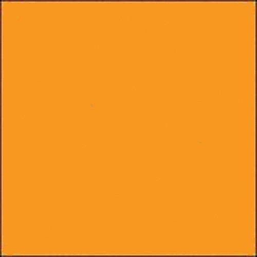 """Gam GCA395  GamColor Colored Cine Filter #395 (Golden Sunset) (24""""x50' Roll)"""