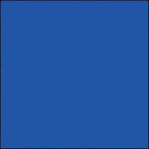 "Gam GCA750  GamColor Colored Cine Filter #750 (Nile Blue) (24""x50' Roll)"