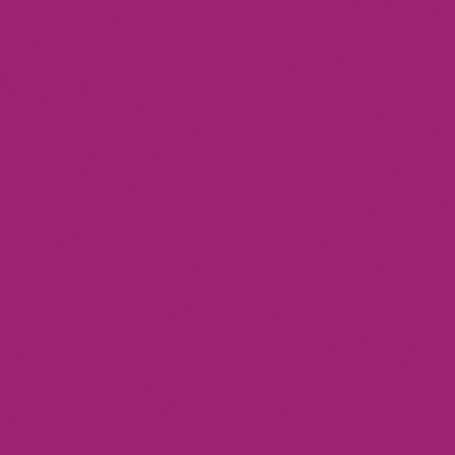 "Gam GCB140  GamColor #140 Dark Magenta (48""x25' Roll)"