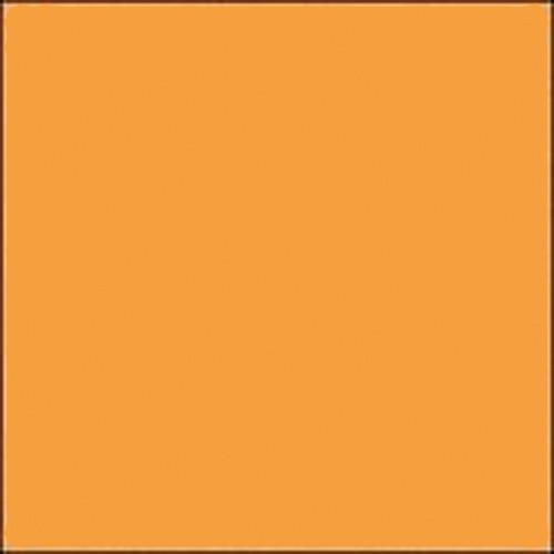 "GAM GCB420  GamColor Colored Cine Filter #420 (Medium Amber) (48""x25' Roll)"