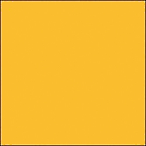 "Gam GCB450  GamColor Colored Cine Filter #450 (Saffron) (48""x25' Roll)"