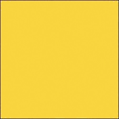 """Gam GCB470  GamColor Colored Cine Filter #470 (Pale Gold) (48""""x25' Roll)"""