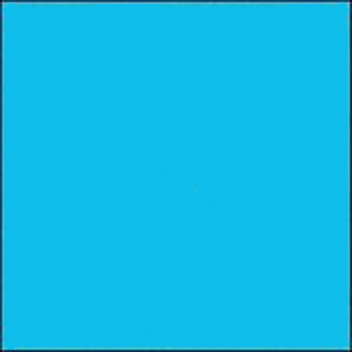 """Gam GCB720  GamColor Colored Cine Filter #720 (Light Steel Blue) (48""""x25' Roll)"""