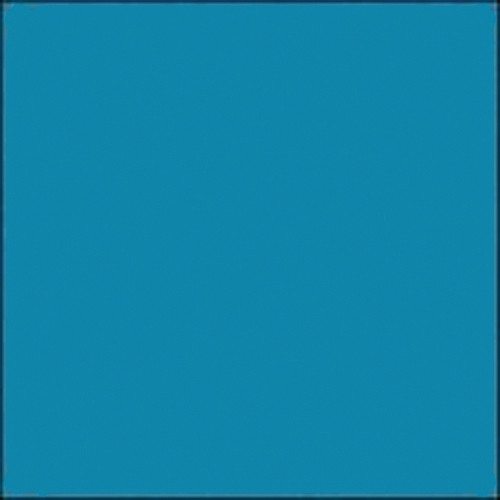 """Gam GCB780  GamColor Colored Cine Filter #780 (Shark Blue) (48""""x25' Roll)"""