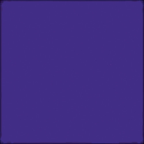"""Gam GCB850  GamColor Colored Cine Filter #850 (Primary Blue) (48""""x25' Roll)"""