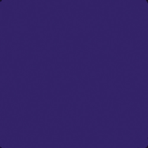 """GAM #855 GamColor Blue Jazz Filter Roll (48"""" x 25')"""