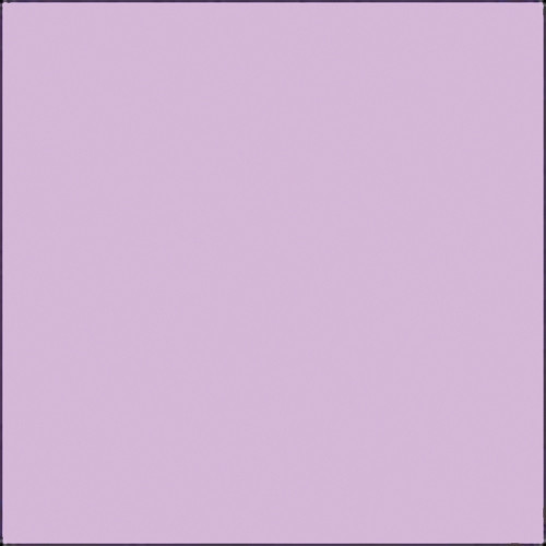 """GAM GCB920  GamColor Colored Cine Filter #920 (Pale Lavender) (48""""x25' Roll)"""