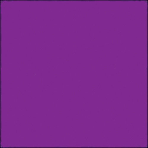 "Gam GCB990  GamColor Colored Cine Filter #990 (Dark Lavender) (48""x25' Roll)"