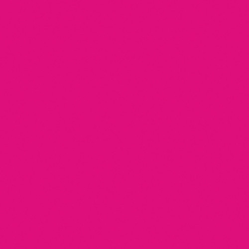 "Gam GCJR120  GamColor #120 Bright Pink (24x198"" Roll)"