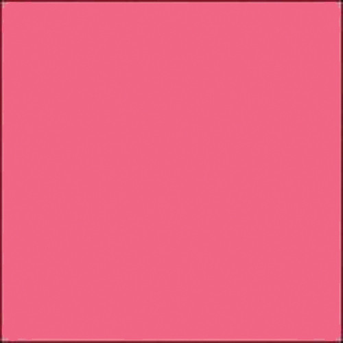 "Gam GCJR190  GamColor #190 Cold Pink (24x198"" Roll)"