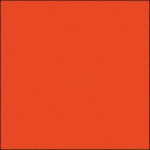 "GAM GCJR290 GamColor Colored Cine Filter #290 (Fire Orange) (24x198"" Roll)"
