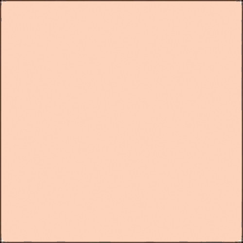 """Gam GCJR327  GamColor Colored Cine Filter #327 (Pale Sepia) (24x198"""" Roll)"""