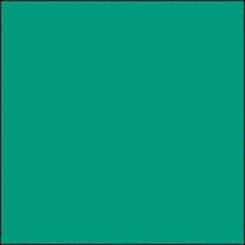 """GAM GCJR680  GamColor Colored Cine Filter #680 (Kelly Green) (24x198"""" Roll)"""