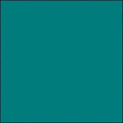 """Gam GCJR710  GamColor Colored Cine Filter #710 (Blue Green) (24x198"""" Roll)"""