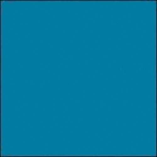"""Gam #760 GamColor Aqua Blue Filter Roll (24"""" x 16.5')"""