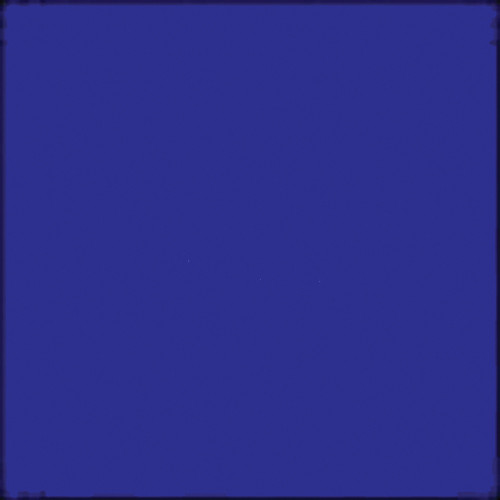 """GAM #835 GamColor Aztec Blue Filter Roll (24"""" x 16.5')"""