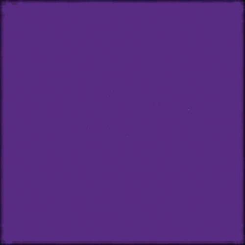 """Gam GCJR925  GamColor Colored Cine Filter #925 (Cosmic Blue) (24x198"""" Roll)"""