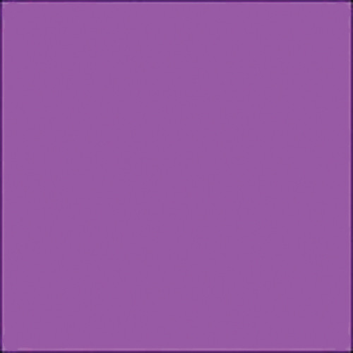 "Gam GCJR970  GamColor Colored Cine Filter #970 (Special Lavender) (24x198"" Roll)"