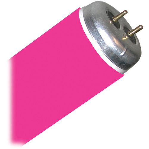 "Gam GamTube T5/100"" Fluorescent Sleeve (Bright Pink)"