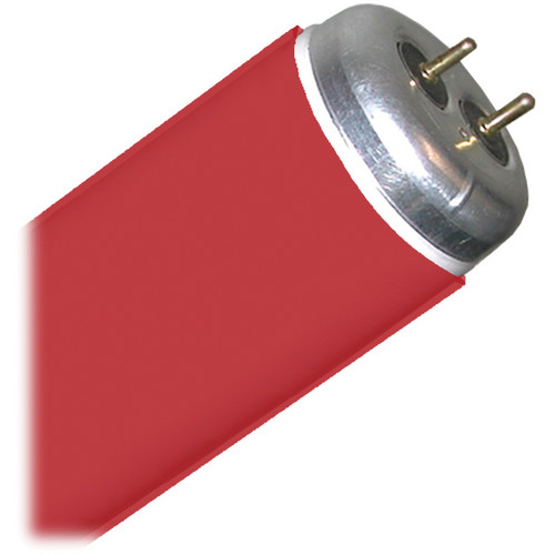 "Gam GamTube T8/48"" Fluorescent Sleeve (Medium Red XT)"