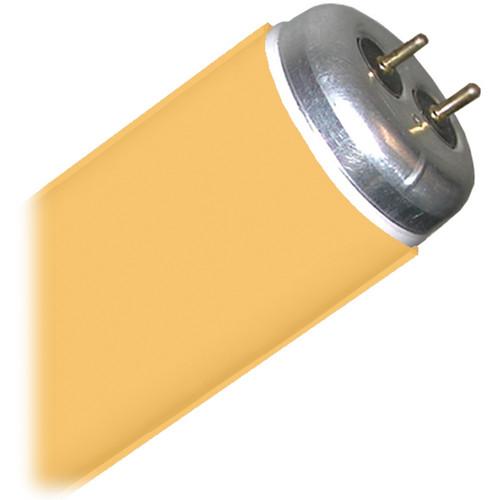 "Gam GamTube T8/48"" Fluorescent Sleeve (Medium Amber)"