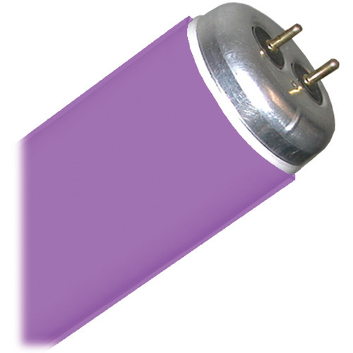 "Gam GamTube T12/100"" Fluorescent Sleeve (Medium Lavender)"
