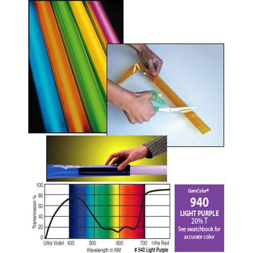 "Gam #T940 T5/48"" Light Purple"