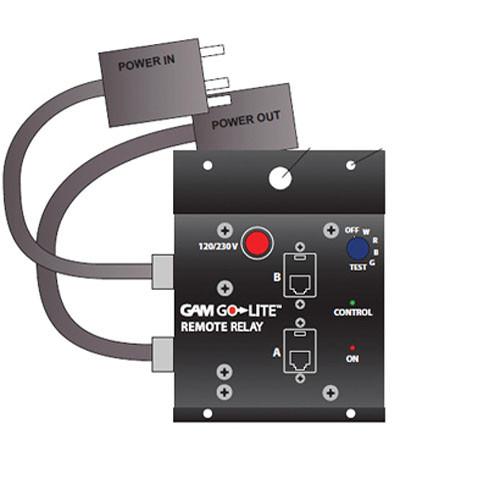 Gam GAM GO-LITE Remote Relay (Bare Wire)