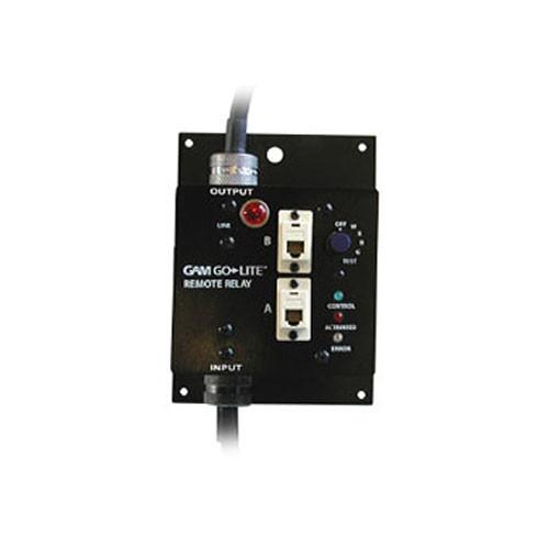 Gam GAM GO-LITE Remote Relay (Twist Lock Ground)