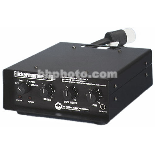 Gam Flickermaster Generator (230V AC)