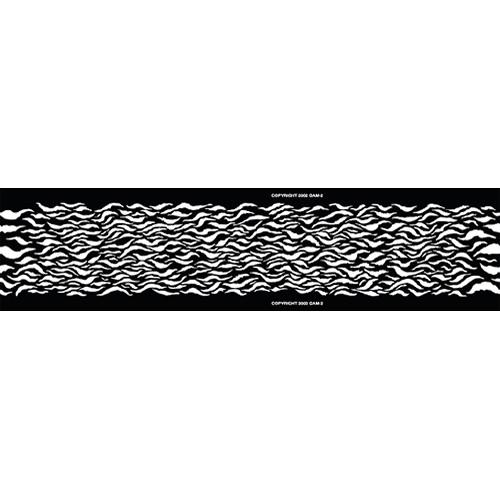Gam Fire/Waves Pattern FX/Loop for Film/FX Gobo Rotator