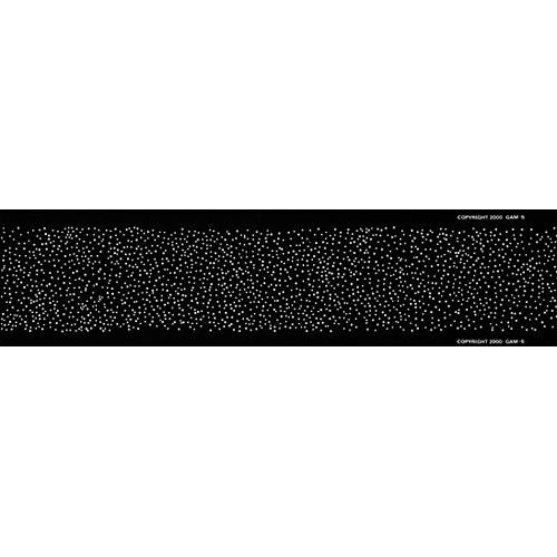 Gam Snow Pattern FX/Loop for Film/FX Gobo Rotator